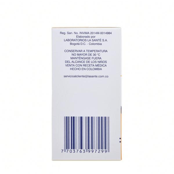 LEVOCETIRIZINA 0,05% JARABE EN FRASCO  X 100ML