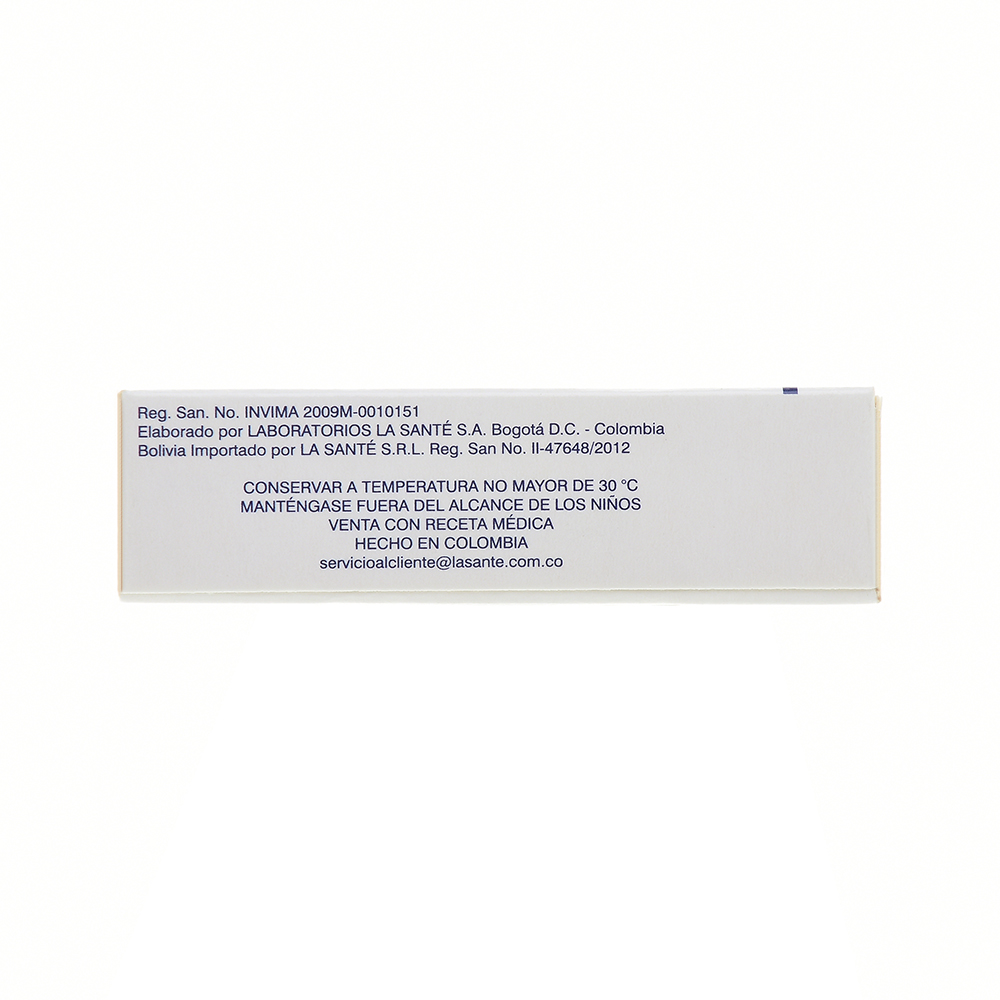 LEVOCETIRIZINA 5MG TAB X 10 COL