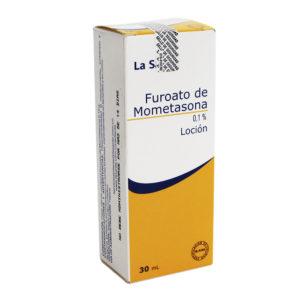 MOMETASONA 0,1% LOC FCOX30ML COL