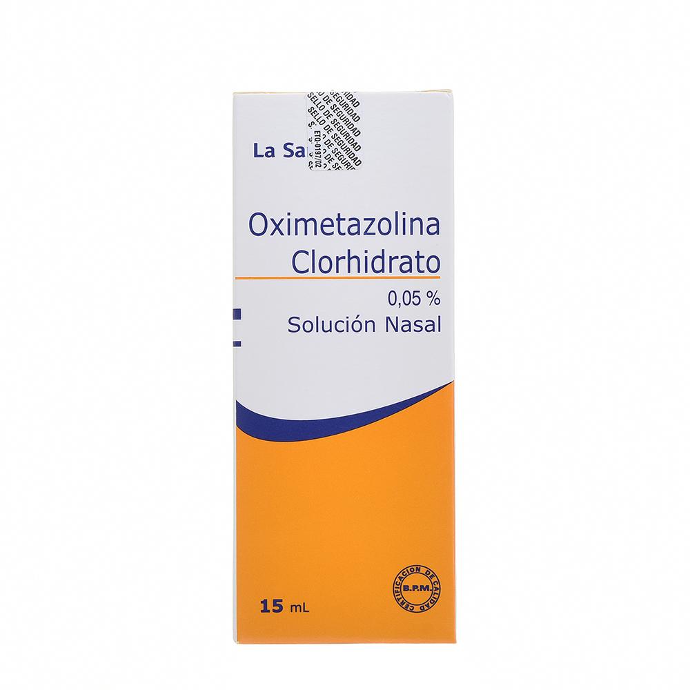 OXIMETAZOLINA 0,05% SLN NAS FCOX15ML COL