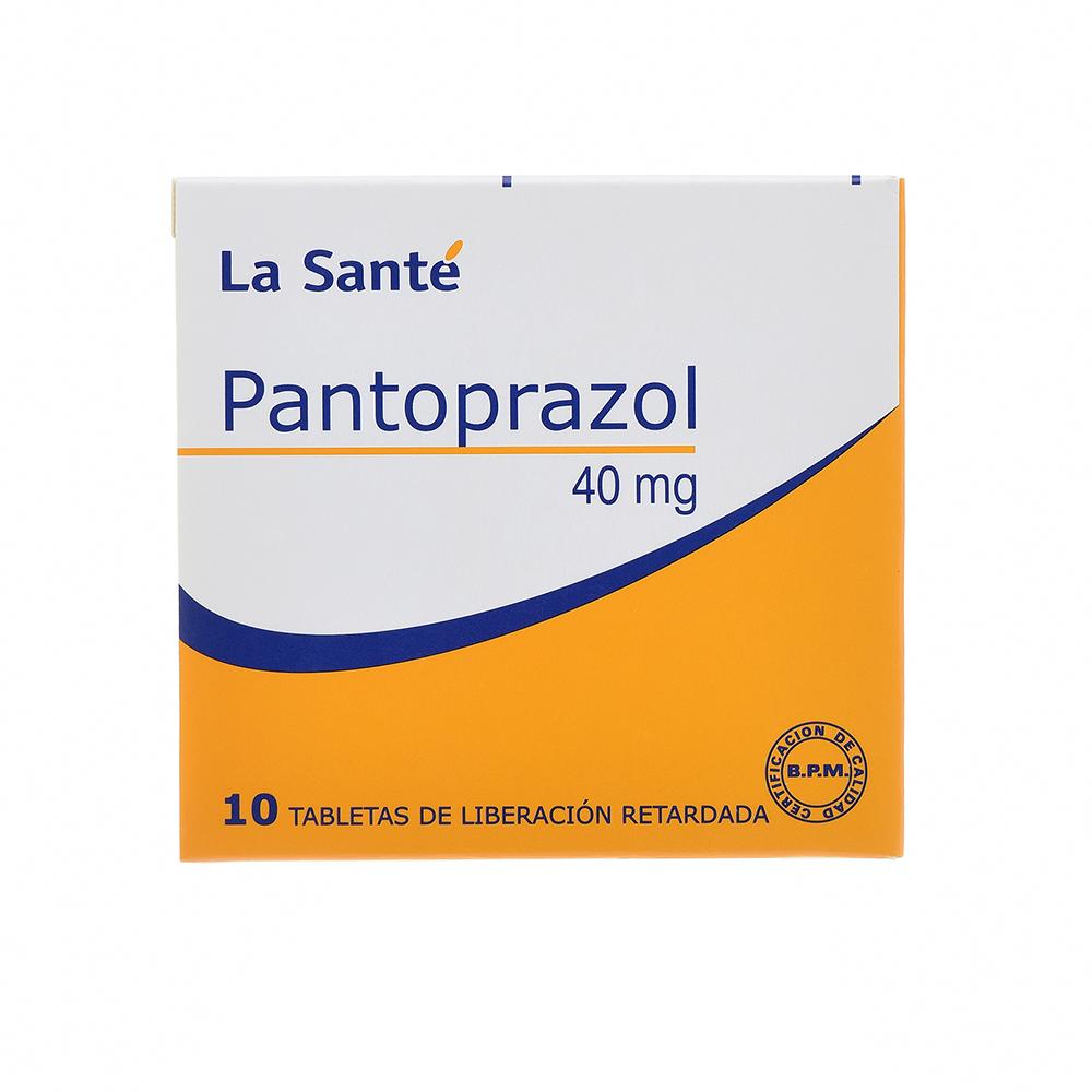 PANTOPRAZOL 40 MG TAB CJA X 10 COL