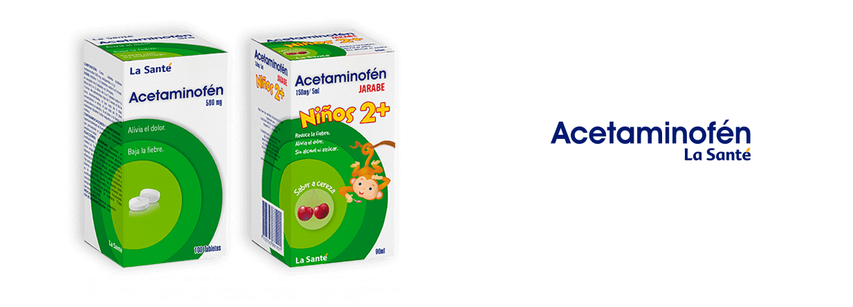 Acetaminofen La Sante