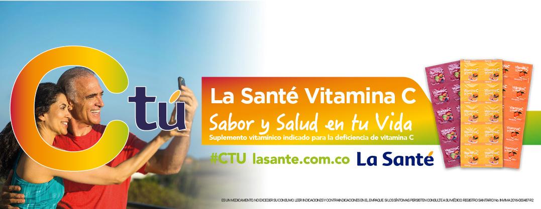 Vitamina C La Santé