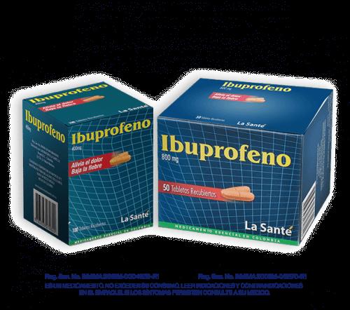 Ibuprofeno La Sante